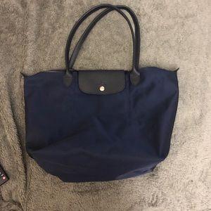 Navy Blue Longchamp bag